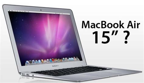 Update Macbook Air 15 inch macbook air 2016 release prospect product