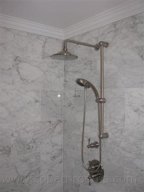carrara marble bathrooms carrara marble bathroom