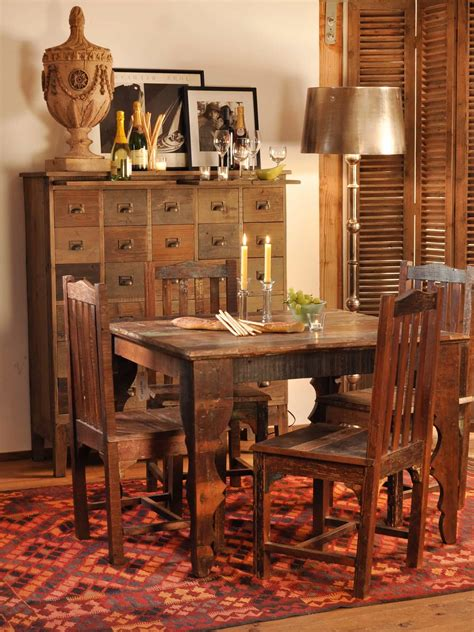 asian dining room  eclectic craftsman furniture