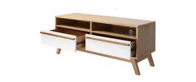 meuble tv design scandinave helia miliboo