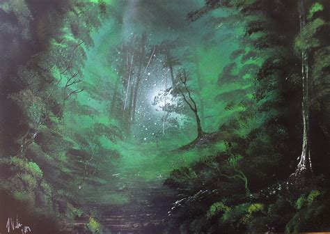 spray paint forest green forest spray paint and spacepaintings