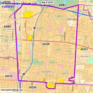 Columbus Oh Zip Code Map by Columbus Zip Codes Neighborhood Pictures To Pin On