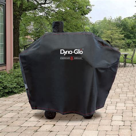 Dyna Glo Premium Medium Charcoal Grill Cover: GHP Group Inc.