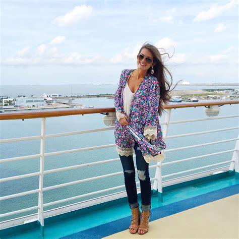ladies caribbean cruise outfits royal caribbean cruise recap southern curls pearls