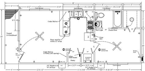 16x40 Cabin Plans by 17 Best Images About Tiny House Plans On House