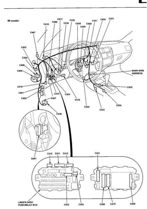 civic dx hatchback fuse   blowing    wiring diagram page  honda tech