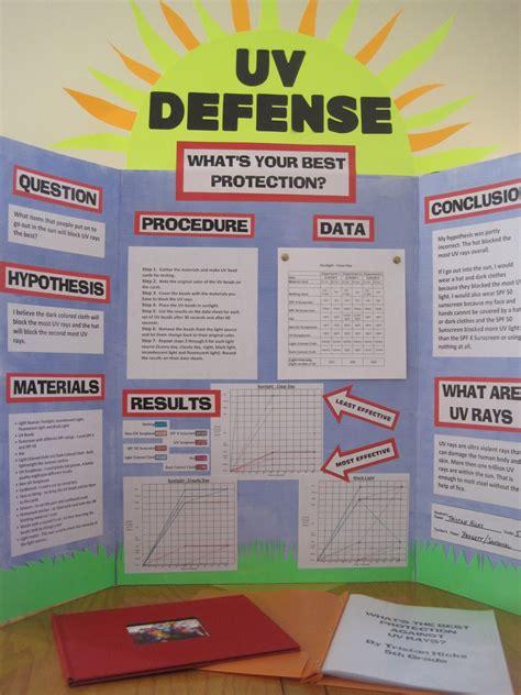 example boards von steuben science fair