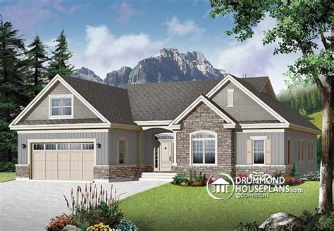 Open Concept Bungalow House Plans by Open Concept Bungalow House Plans Submited Images