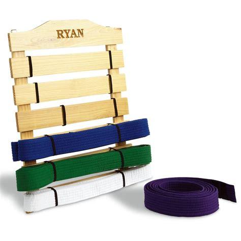 Martial Arts Belt Display Rack by Tools Martial Arts Belts Wooden Display Rack Current Catalog
