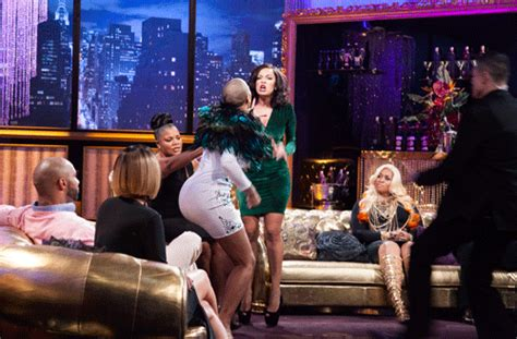 erica mena love and hip hop reunion hair love hip hop new york season 4 reunion part 1 bossip