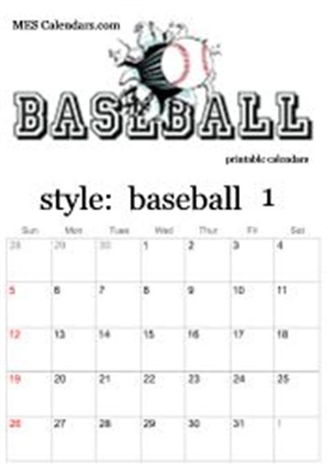 baseball schedule template free the world s catalog of ideas