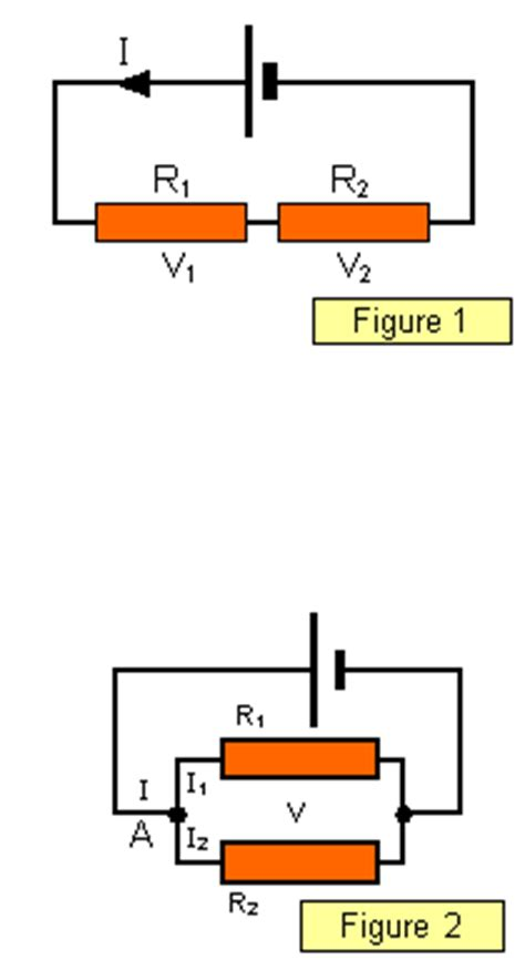 19 2 resistors in series and parallel schoolphysics welcome