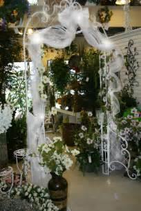 Wedding Trellis Rental Silk Scapes Wedding Amp Special Event Rentals