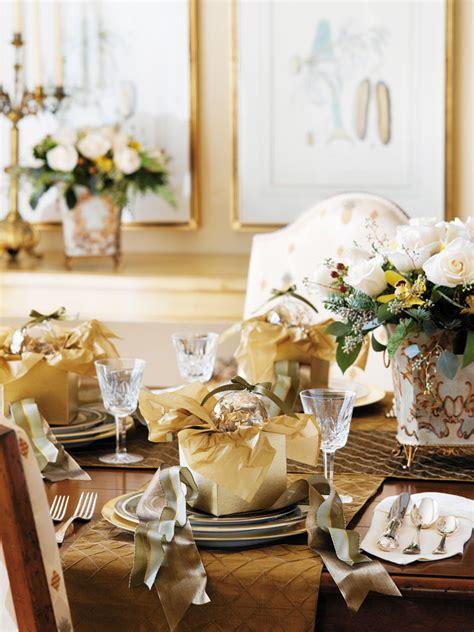 style  glamorous holiday table  ways canadian living
