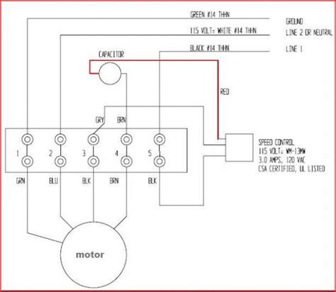3 wire solid state variable fan speed wiring help