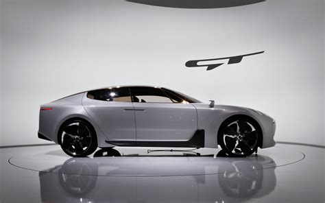 who makes the kia automobile report kia gt to start 30 000 in certain markets