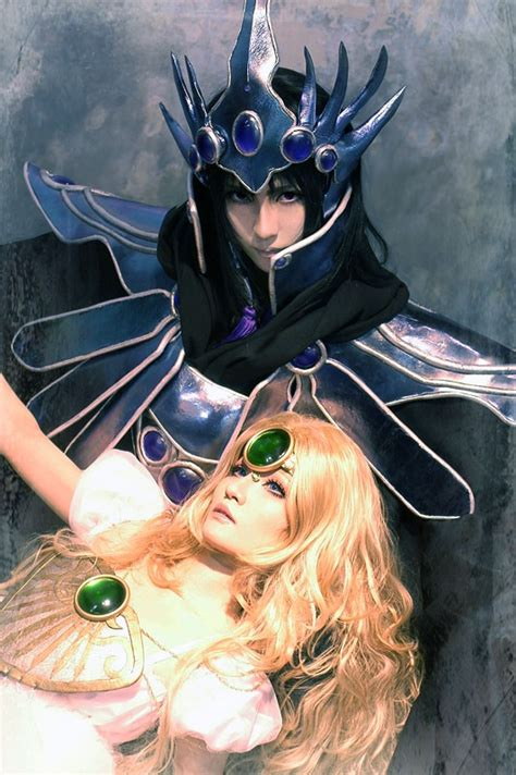 zagato magic rayearth zagato and emeraude magic rayearth cosplayed by