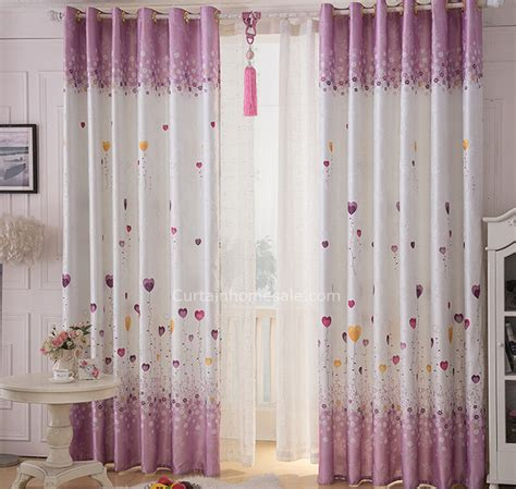 Purple And White Bedroom Curtains by Eco Friendly Purple And White Linen Cotton Bedroom