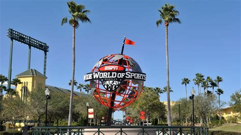 The Wide Wide World espn wide world of sports complex celebrates 20 years