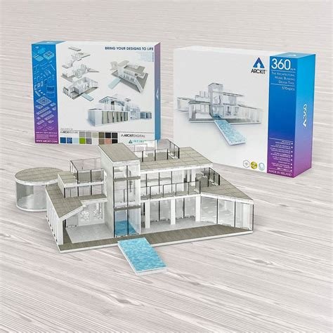 architectural model kits architectural model making kit 360sqm by arckit