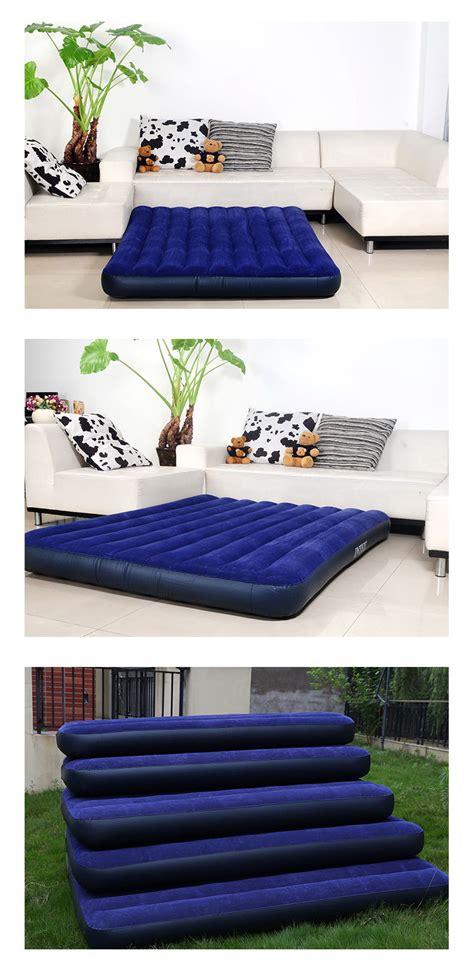 intex 68950 air bed and pillows lazada malaysia