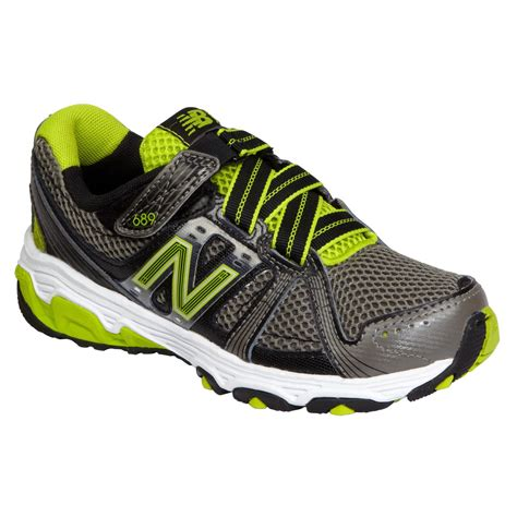 boys wide athletic shoes new balance boy s 689 running athletic shoe medium and