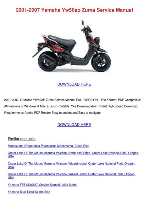 2002 yamaha zuma wiring diagram yamaha zuma parts diagram