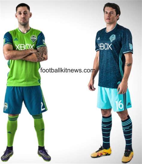 Diskon Jersey Bola Seattle Sounders 3rd Mls 2017 Grade Ori new sounders fc jersey 2016 blue seattle mls third kit 2016 adidas football kit news new