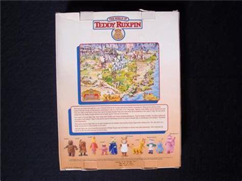 teddy ruxpin grundo map new teddy ruxpin land of grundo map play area w grubby