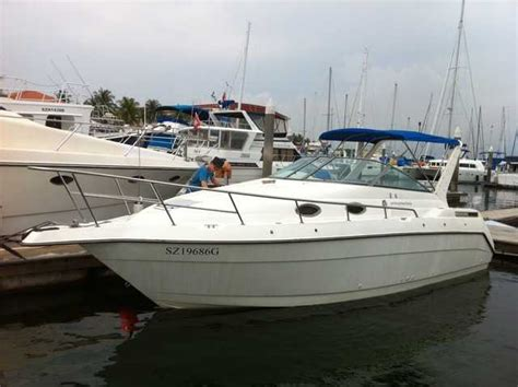 Cabin Cruiser For Sale by 28 Footer Cabin Cruiser For Sale Boats In Singapore