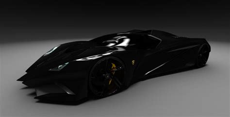 Batman Your Ride Has Arrived New Lamborghini Ferruccio