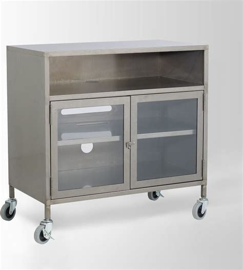 Industrial Metal Tv Cabinet by Industrial Metal Tv Cart Modern Entertainment Centers