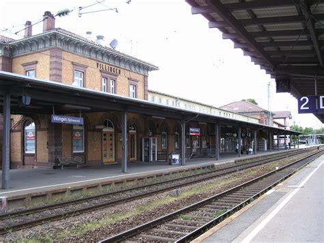 I D Vs The Original I by File D Vs Bahnhof Villingen Bahnsteige Jpg Wikimedia Commons