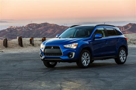 2015 mitsubishi outlander 2015 mitsubishi outlander sport gets optional 168hp 2 4