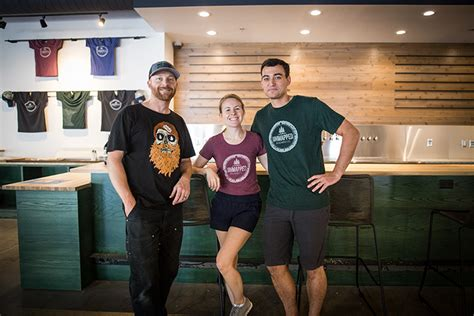 megan and jd park now open or damn close unmapped brewing co