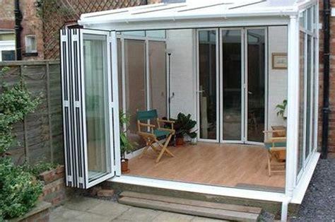 chiudere una veranda posso fare una veranda chiusa senza permessi