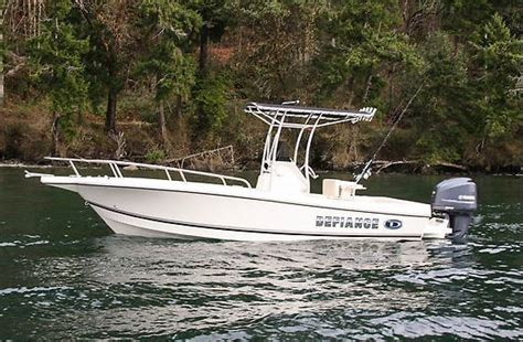research 2015 defiance boats commander 220 ex on - Defiance Boats
