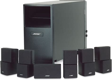 bose home speakers bose 5 1 home entertainment systems bose acoustimass 10