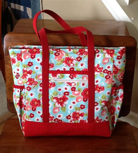 pattern for professional tote bag a tale of three professional totes keep it thimble