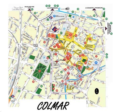 Alsace France by Nous Situer A Colmar Hotel Restaurant Colmar Le Rapp