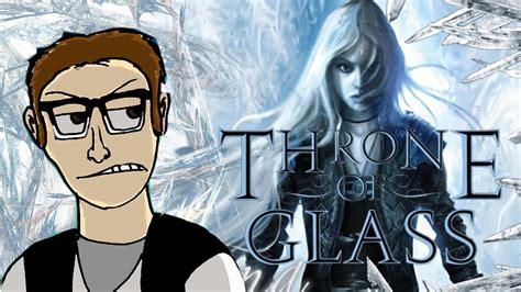 trono de cristal 1 el trono de cristal de sarah j maas geek furioso de la literatura youtube