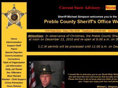 Preble County Records Preble Records Preble County Records Ohio