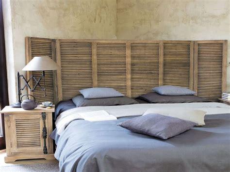tete de lit deco bois sosturista