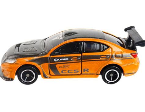 Diecast Tomica 107 Lexus Is F Css R 1 66 scale yellow no 107 diecast lexus is f ccs r nm02b440 ezmotortoys
