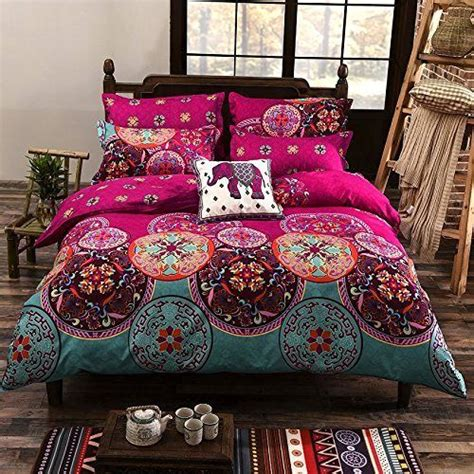 Boho Bed Sheets by Bed Sizes Comforter Cover And Beds On