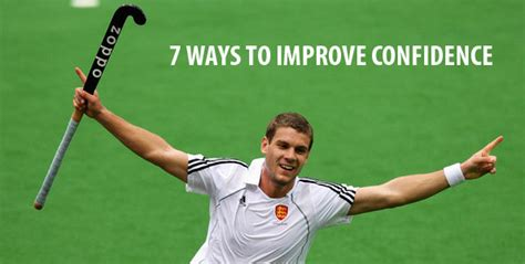 7 Ways To Improve Your Confidence by 7 Ways To Improve Your Confidence In Field Hockey