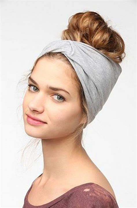 Hairstyles With Headbands by 20 Pretty Hairstyles With Headbands