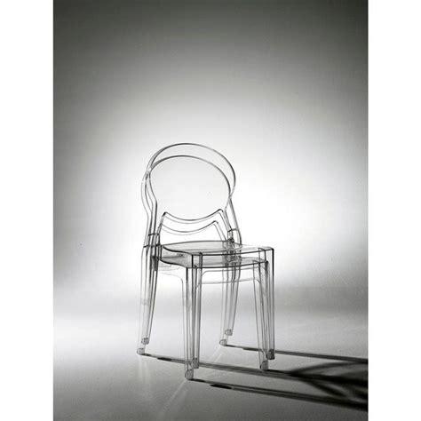 Chaise Acier Design by Chaise Acier Design Chaises En Inox Camille Lot De With