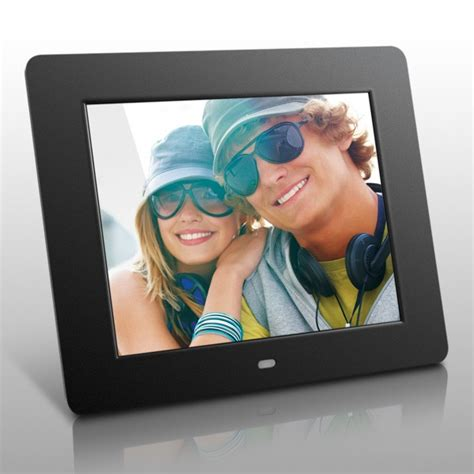 digital photos 8 inch digital photo frame aluratek