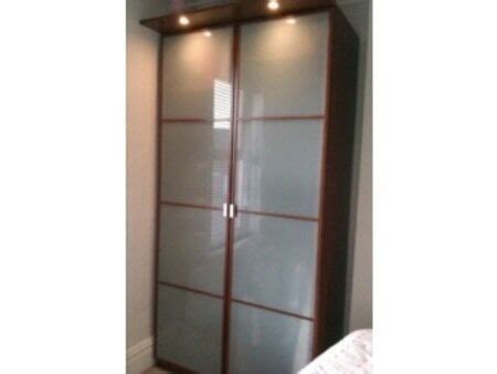 armadio hopen ikea ikea hopen wardrobe bargain in manor house gumtree